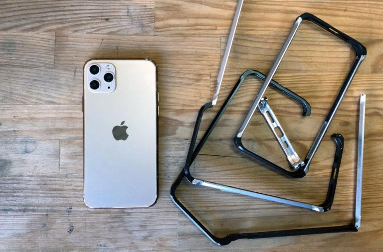 DECASE for iPhone 11 アルミニウム バンパー